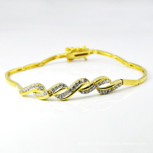 Bracelet en bijoux en argent 925 en vrac de nouveaux styles (K-1770. JPG)