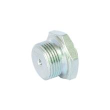 Stainless Steel Threaded Manufacture Customized Q617 Hexagon Head Plug Screw
