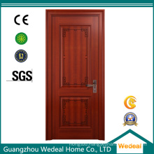 Waterproof ABS MDF Interior/Exterior Wooden Composite Door