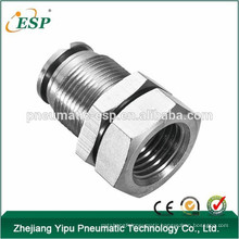 ningbo forged female thread MPMF 06-01air bulkhead coupler