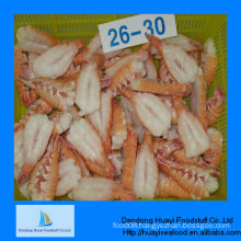 Good quality iqf cooked scampi