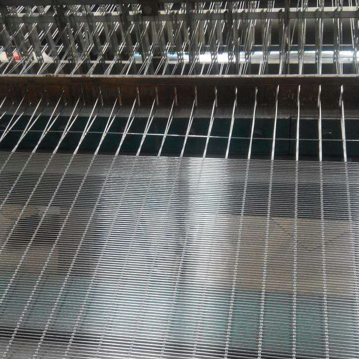 Flexible decorative metal wire mesh screen fabric drapery