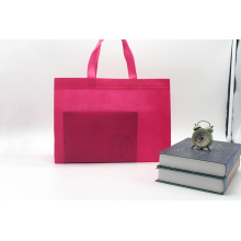 Reusable Rpet non-woven cloth shopping bag