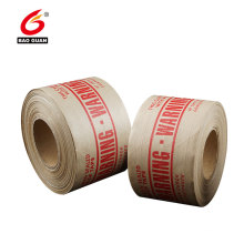 Reinforced Gummed Water Activated Kraft Paper Tape