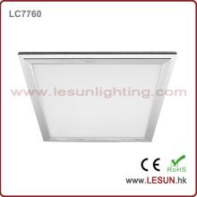 Quadratisches 600 * 600mm LED dünnes Plattenlicht / Deckenleuchte für Büro LC7760A