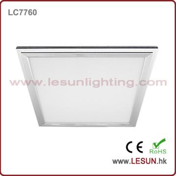 Luz delgada del techo del panel 600 * 600m m LED / luz de techo para la oficina LC7760A