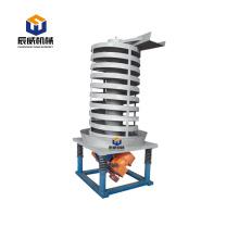 Soiraler Aufzug für zerbrechliche Materialien