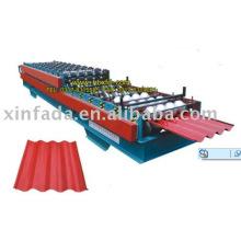750 deduction trough roll forming machine