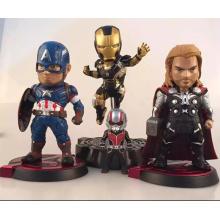 Hochwertige maßgeschneiderte Mini Action Figur Puppe Kinder Kunststoff Spielzeug