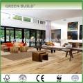 Flat Light White Waterproof Oak HardWood Flooring Indoor