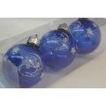 Bolas de plástico para adornos navideños
