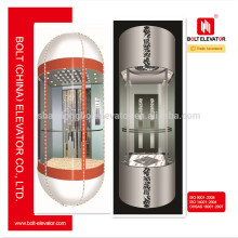 2015 China Hot selling Panorama Elevator Lift