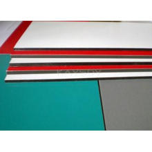Red Green Color PVDF Aluminum Composite Panel ( ACP ) for w