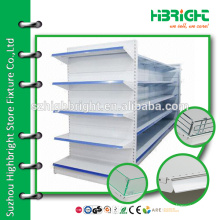 China factory supermarket shelving system,Suzhou Highbright shop equipment,China gondola supplier for supermarket equipment