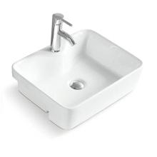 on line hot sale new design  ceramic art basin bathroom sink