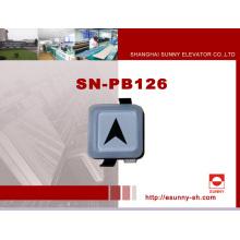 Kunststoff Lift Druckknopf (SN-PB126)