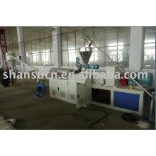 Máquina de fabricación de gránulos WPC