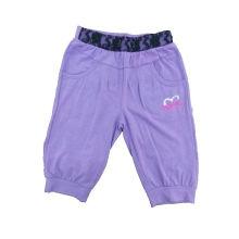 Pantalones de chica de moda, ropa de niños populares (SGP027)