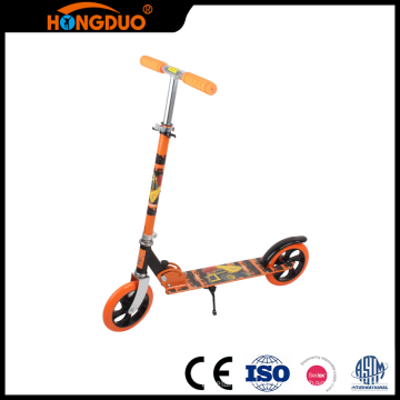 Quality adult stand up mini kick roller scooter car for sale