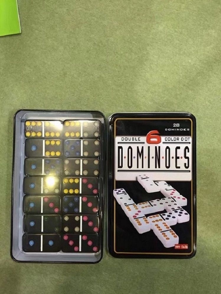 color dominoes