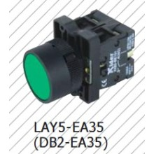 Emergency Stop Pushbutton Switch, Mushroom, Xb2 Lay5 Switch