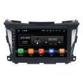 Android car stereo head unit for Morano 2015