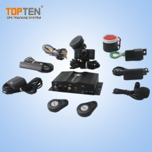 GPS GPRS Vehicle Tracking System with Fuel Level Monitoring (TK510-ER)
