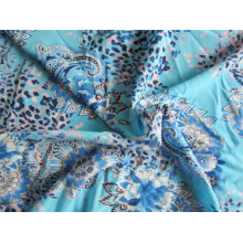 Polyester Chiffon Printing Fabric with Spandex