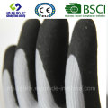 Nitril-Beschichtung, Sandy Finish Sicherheits-Handschuhe (SL-NS116)