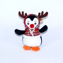 Plush Mini Penguin Christmas Toy