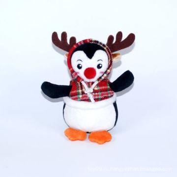 Плюшевые Мини Пингвин Елочная Игрушка
