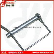 Qualität Normal verzinkt Stahl Snap Lock Pin