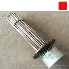 Elemento de calefacción eléctrica Brida de inmersión Calefactor del tanque de aceite