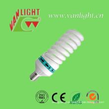 Forma espiral completo serie lámparas CFL (VLC-FST6-105W), lámpara ahorro de energía