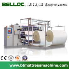 Fabricante de la máquina que acolcha multi-aguja de la puntada de cadena