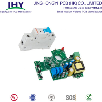 Fabrication double face Fr4 PCB CCTV caméra PCB Factory