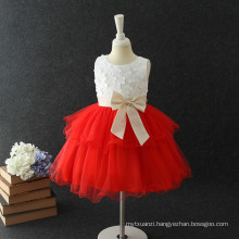 Best selling wholesale Pakistan and Indian baby dress pictures girls floral tutu dresses for first communion dress Best selling wholesale Pakistan and Indian baby dress pictures girls floral tutu dresses for first communion dress