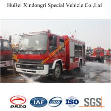 5ton Isuzu Water Fire Truck Euro3