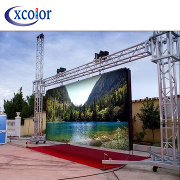 Evento en vivo de alta calidad P4 Mega Led Screen