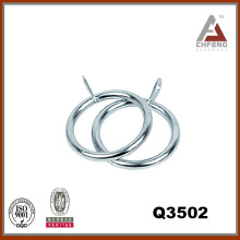 Q3502 iron small curtain ring