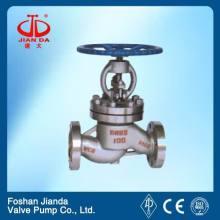 DN65 PN16 flange end cast steel globe valve