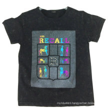 Fashion Boy T-Shirt, Man T-Shirt, Man Clothing, Children Clothing