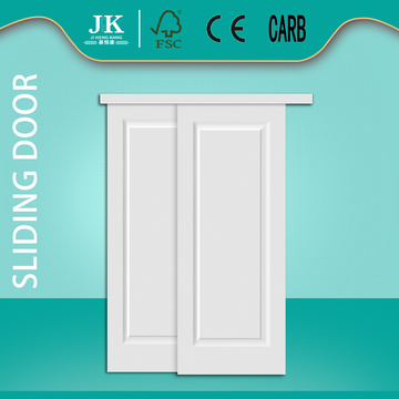JHK-001 Cheap Bedroom Sliding Doors 1 Panel Door