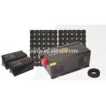 Sistema Solar Generator: 3KWH / Day energia solar inversor