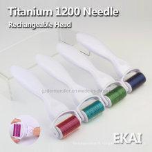 Titanium 1200 Needles Body Derma Roller
