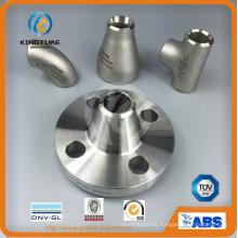 ANSI B16.5 304L 316L Fundición de acero inoxidable Wn brida (KT0361)