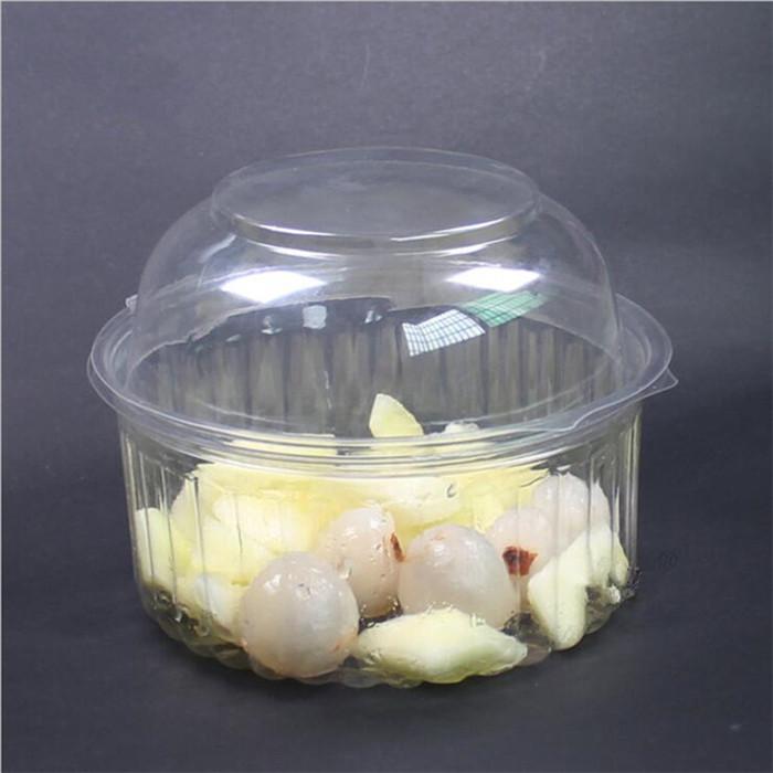 Clamshell Plastic Longan Box