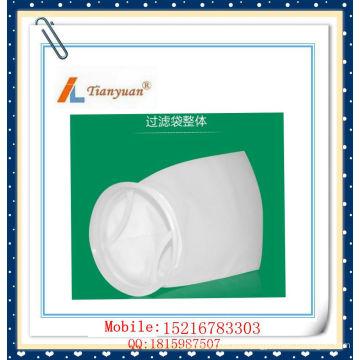 Bolsa de filtro de líquido de poliéster / bolsa de filtro de agua