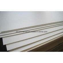 Tabla espumada PVC del tablero de base de la espuma del PVC del tablero del PVC