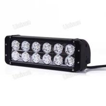 Lâmpada de trabalho LED CREE de 12 V 11 polegadas 120 W de duas fileiras